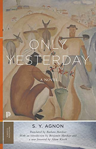 Only Yesterday: A Novel (Princeton Classics Book 35) (English Edition)
