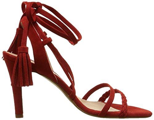 IKKS Bh80045, Escarpins femme Rouge (34/Vermillon)