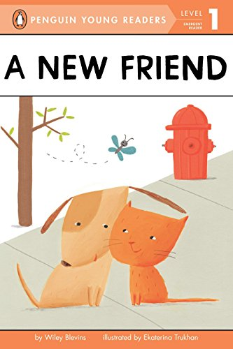 A New Friend (Penguin Young Readers, L1)