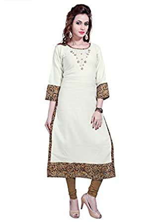 Adaa Cotton Kurti for Women