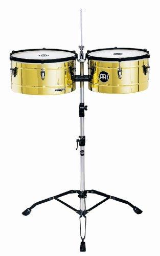 Meinl Percussion MT1415B - Timbales, serie Marathon, diametro 35,56 cm (14