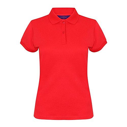 HenburyDamen  Polo ShirtPoloshirt Rot