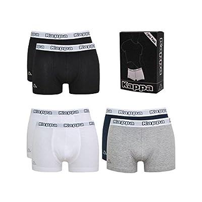 "Kappa 4er Pack Boxershorts ""Cedrick"" 702722 von Kappa bei Outdoor Shop"