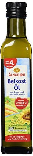 Alnatura Bio Beikost-Öl, glutenfrei, 1er Pack (1 x 250 ml)