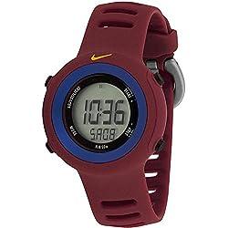 NIKE 47314 - Reloj Unisex movimiento de cuarzo con correa de caucho