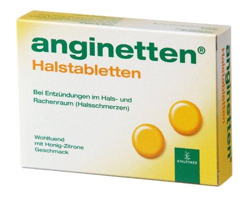 Anginetten Halstabletten 24 stk