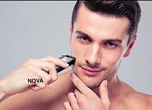Nova NHT 1047 Pro Skin Advance Trimmer (Blue)