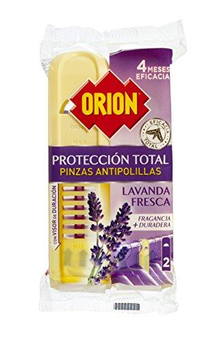 Motte Bar (Orion Mottenschutz Lavendel 2Stück)