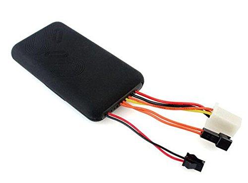 Mini localizador GPS Yatek GP06, con micrófono, alarma S.O.S y antirrobo ideal para motos por su tamaño