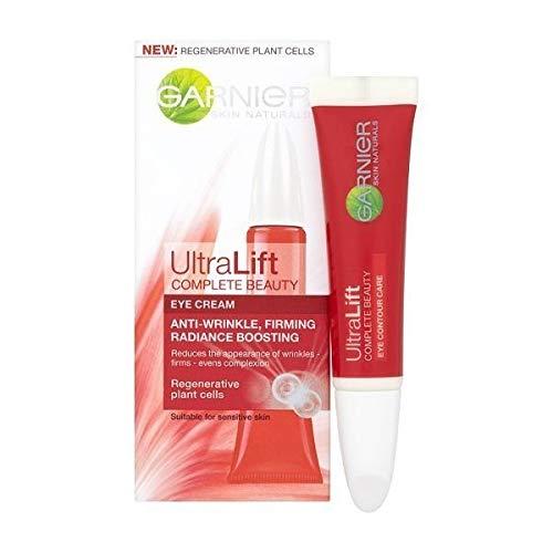 Anti-falten-und Straffende Behandlung (Pflege Anti-Falten Straffende Augen UltraLift Garnier)