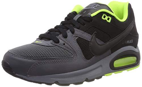 Nike Herren AIR MAX Command Fitnessschuhe, Grau (Cool Grey/Black/Dark Grey/Volt 038), 46 ()