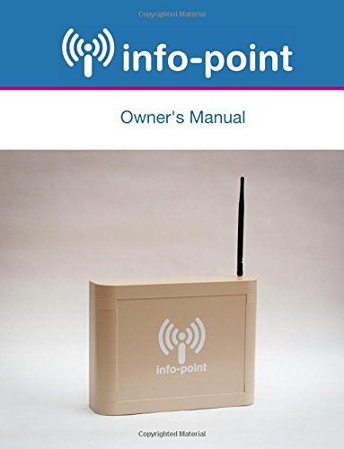 Info-Point Owners Manual