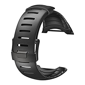 Suunto Core Standard Strap All Black – Correa para los relojes, color negro