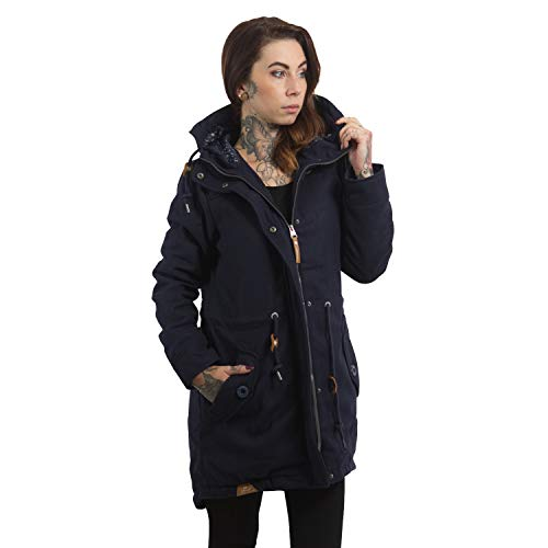 Ragwear Damen Wintermantel Parka Elba Coat A - 2