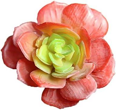Ruikey Ruikey Ruikey Micro Paysage Décoration de Mousse Lotus Artificiel Mini Décoration de Plantes Succulentes Cadeau de de DIY pour Décoration Bonsaï et Jardin | Forme élégante  86271e