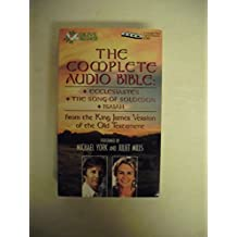 The Complete Audio Bible: KJV