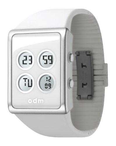 odm-dd120-2-montre-mixte-quartz-chronographe-eclairage-bracelet-silicone-blanc