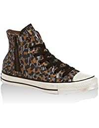 Unisex Nero Teschio Converse UK 6