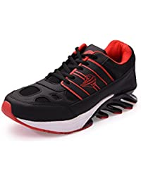 Bacca Bucci Men Mesh Red Sport Shoes