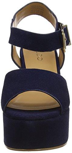 ALDO Nathalia, Sandales femme Bleu (Navy Suede / 1)