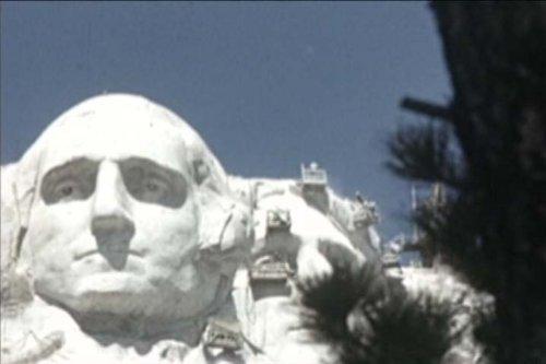 Bild von Vintage South Dakota Films DVD: State of South Dakota History & Film Footage of Mount Rushmore