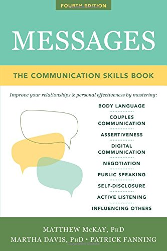 Messages: The Communications Skills Book por Matthew McKay