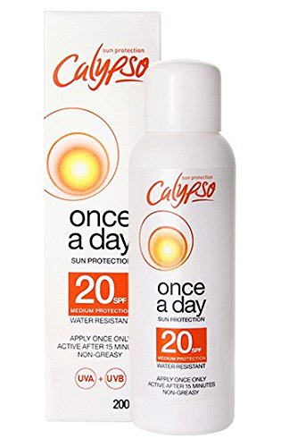 Calypso Once A Day Sun Protection SPF20