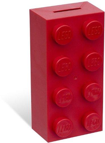 LEGO 2x4 Brick Coin Bank 853144 (japan import)