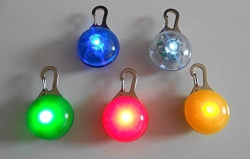 Neuer LED (rot) Hundeanhänger für Halsband, Halsanhä… | 00795508118448