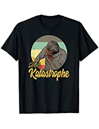 Alter Katastrophe - lustiger Spruch vintage retro T-Shirt