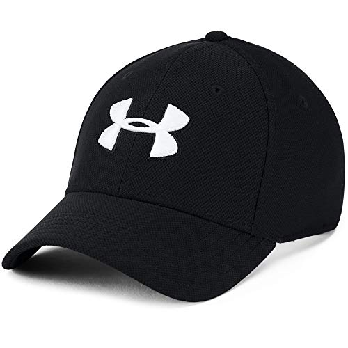 Under Armour Herren Blitzing 3.0 Kappe, Schwarz, L/XL