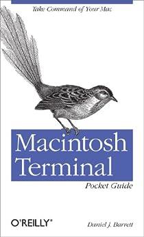 Macintosh Terminal Pocket Guide by [Barrett, Daniel J.]