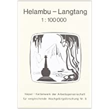 HELAMBU/LANGTANG - 1/100.000