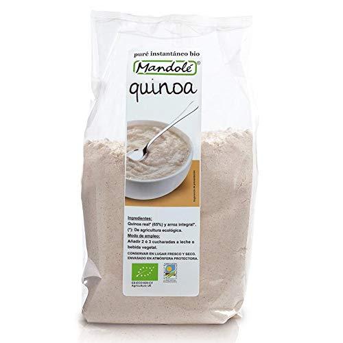 Puré instantáneo Quinoa Mandolé