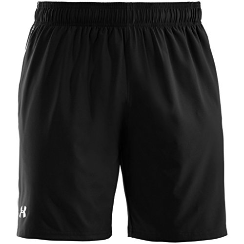 Under Armour Herren Fitness Hose und Shorts, Blk, MD, 1240128