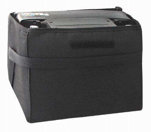 Preisvergleich Produktbild Batterietasche Batteriehülle Thermotasche 32-45 Ah Batterieschutz 22x20x18 NEU
