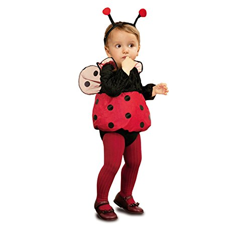 My-Other-Me-Disfraz-de-Mariquita-talla-0-6-meses-Viving-Costumes-MOM01308