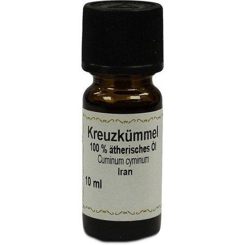 Kreuzkümmel Öl, 100% ätherisches Kreuzkümmelöl, 10 ml, Cuminum cyminum