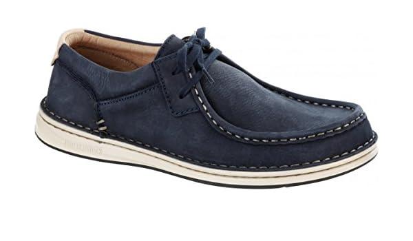 BIRKENSTOCK Shoes Boots Pasadena High Men Navy Gr. 40 46