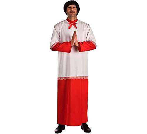 EL REY DEL CARNAVAL, SL Messdiener Raphael Kostüm für Erwachsene M/L