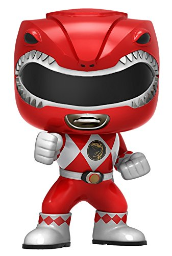POP Power Rangers Red Ranger Vinyl Figure