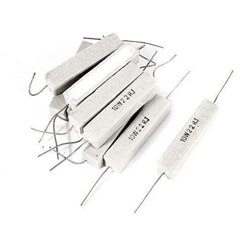 lot-de-10-radial-plomb-en-ceramique-ciment-resistance-de-puissance-10-w-22-ohm-5
