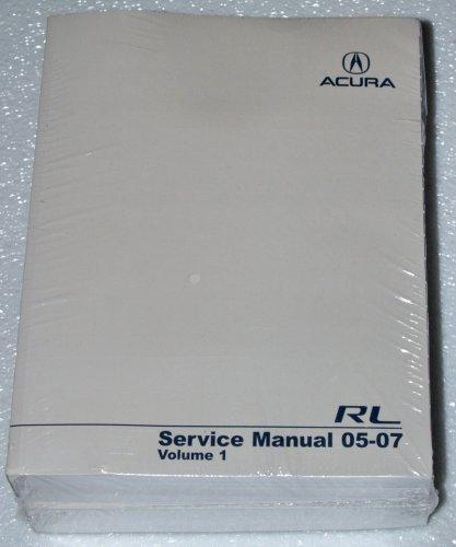 2005-2007-acura-rl-factory-service-manuals-2-volume-set
