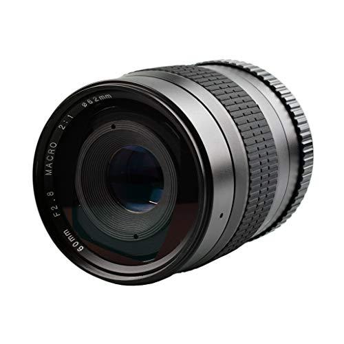 Altsommer Professionelles 60MM F / 2.8 Ultra 2: 1 Makro Objektiv mit Manueller Fokussierung für Canon Digital SLR EOS 700D 650D 600D 550D 500D 450D 400D 350D 100D DSLR Kameras Canon 350d Dslr