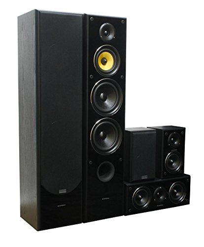 Taga Harmony TAV-606 SE Special Edition 600W RMS 5.0-CH Home Cinema Speaker Set