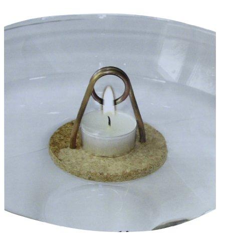 Preisvergleich Produktbild Bausatz: Dampfkreisel - dampfgetriebener Schwimmkreisel mit Wasserimpuls-Antrieb