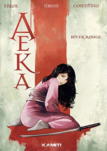 Aeka - Volume 1 - Hiver rouge par Fuat Erkol