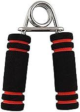 Cross Jaguar Foam Hand Grip Strengthener, Exerciser Gripper for Gym, Men, Forearm, Wrist Finger, Musicians, Exercising, Gymnastics with Best Handle(Multicolor)