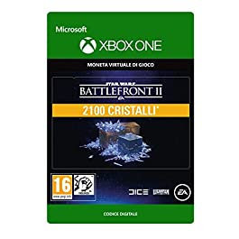 STAR WARS BATTLEFRONT II 2100 CRYSTALS – Xbox One – Codice download