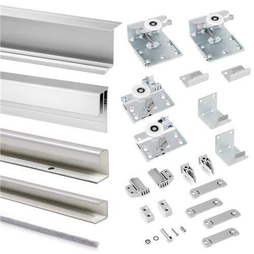Preisvergleich Produktbild Armario NECO emuca 2 Puertas CON perfiles Styl